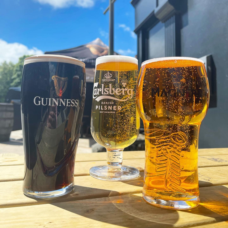 Perfect pints for the football ️️️CROATIA Vs CZECH REPUBLIC ️5pm 🏴England VS Scotland 🏴 8pm