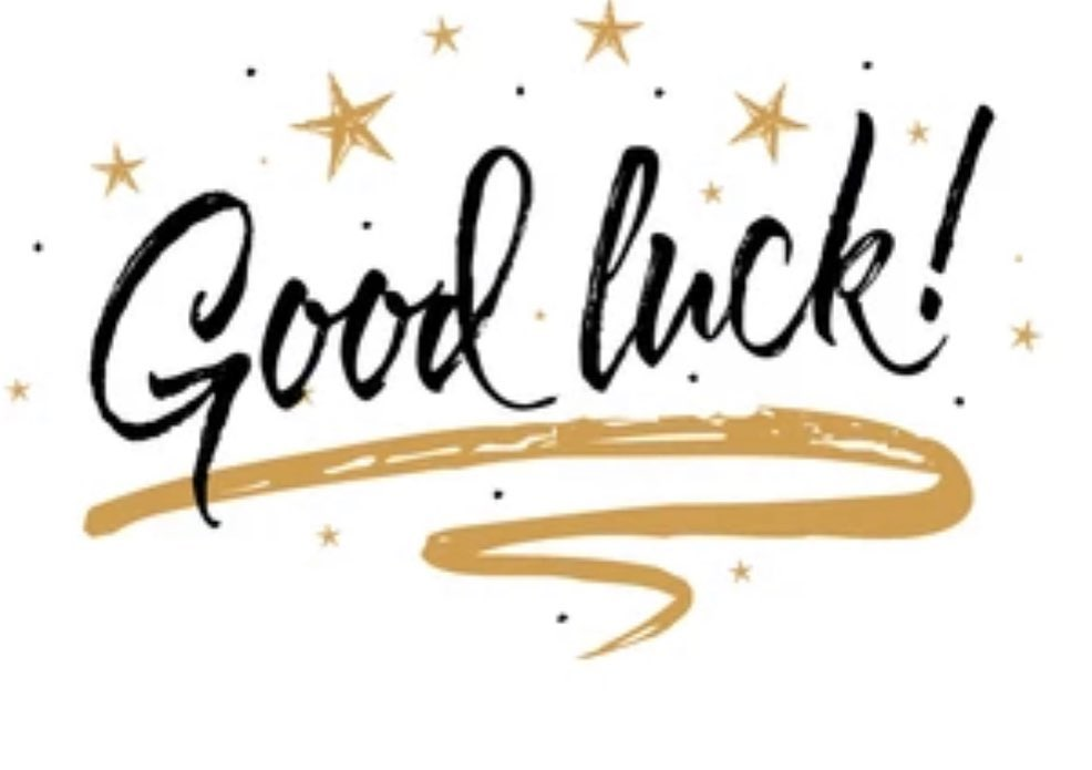 Good luck to everyone today receiving their a-level results.